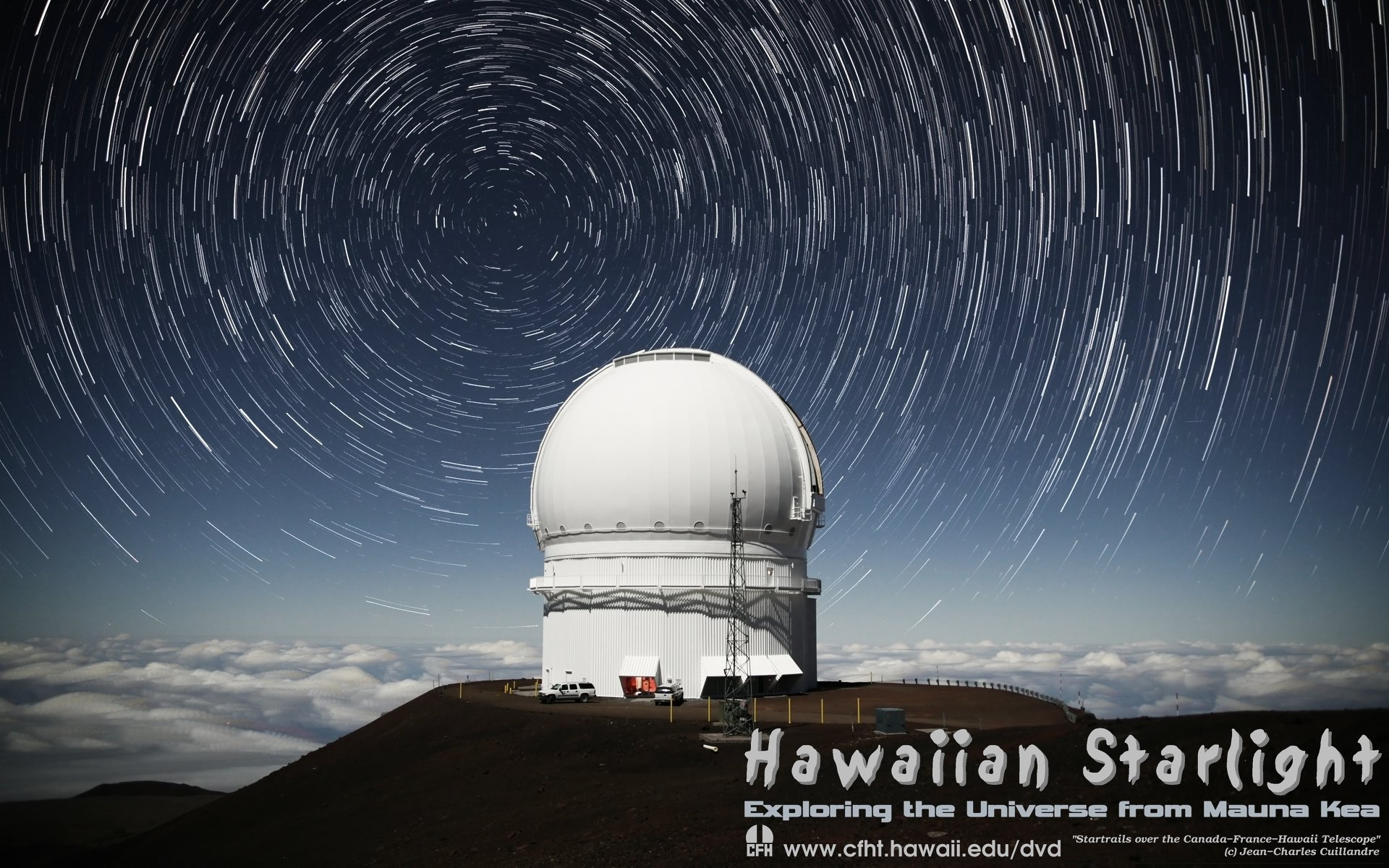 hawaiian starlight film - exploring the universe from mauna kea