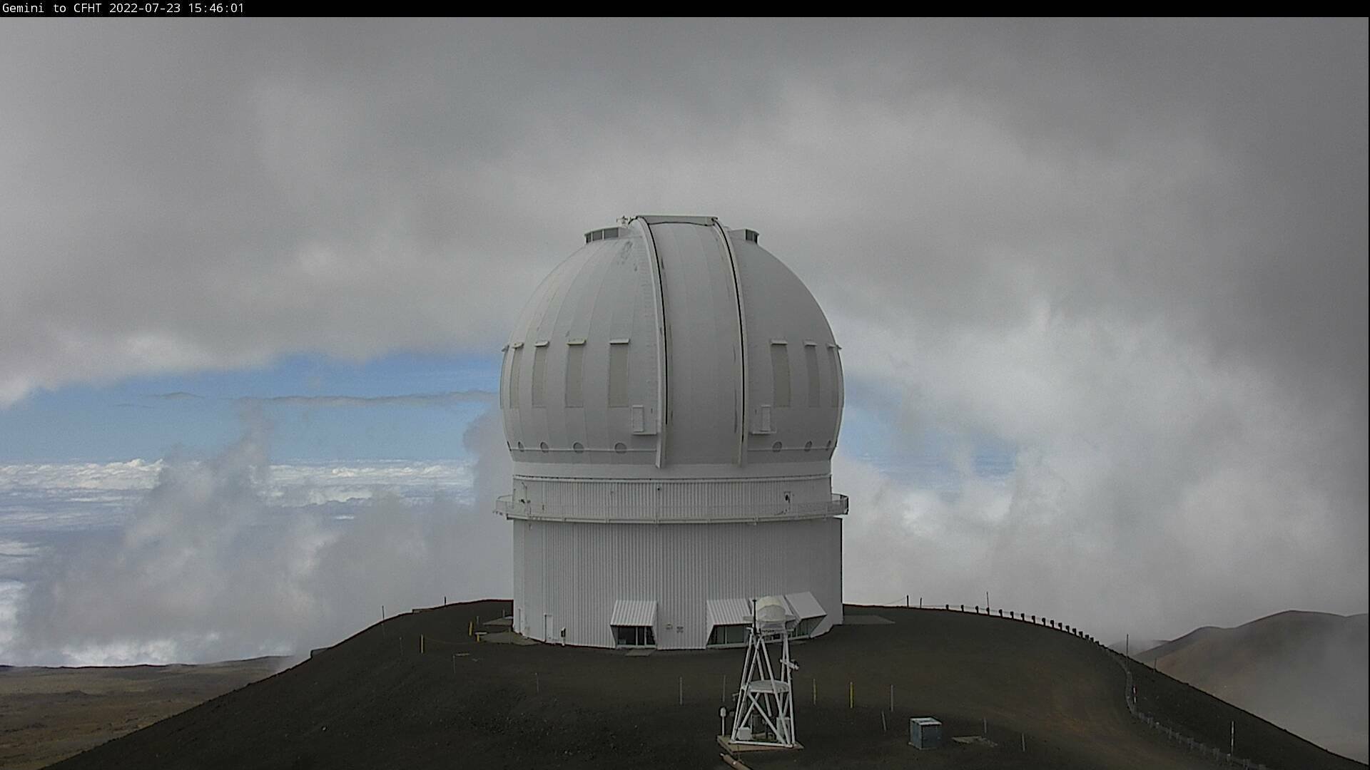 gemini,Hawaii Observatory Webcam