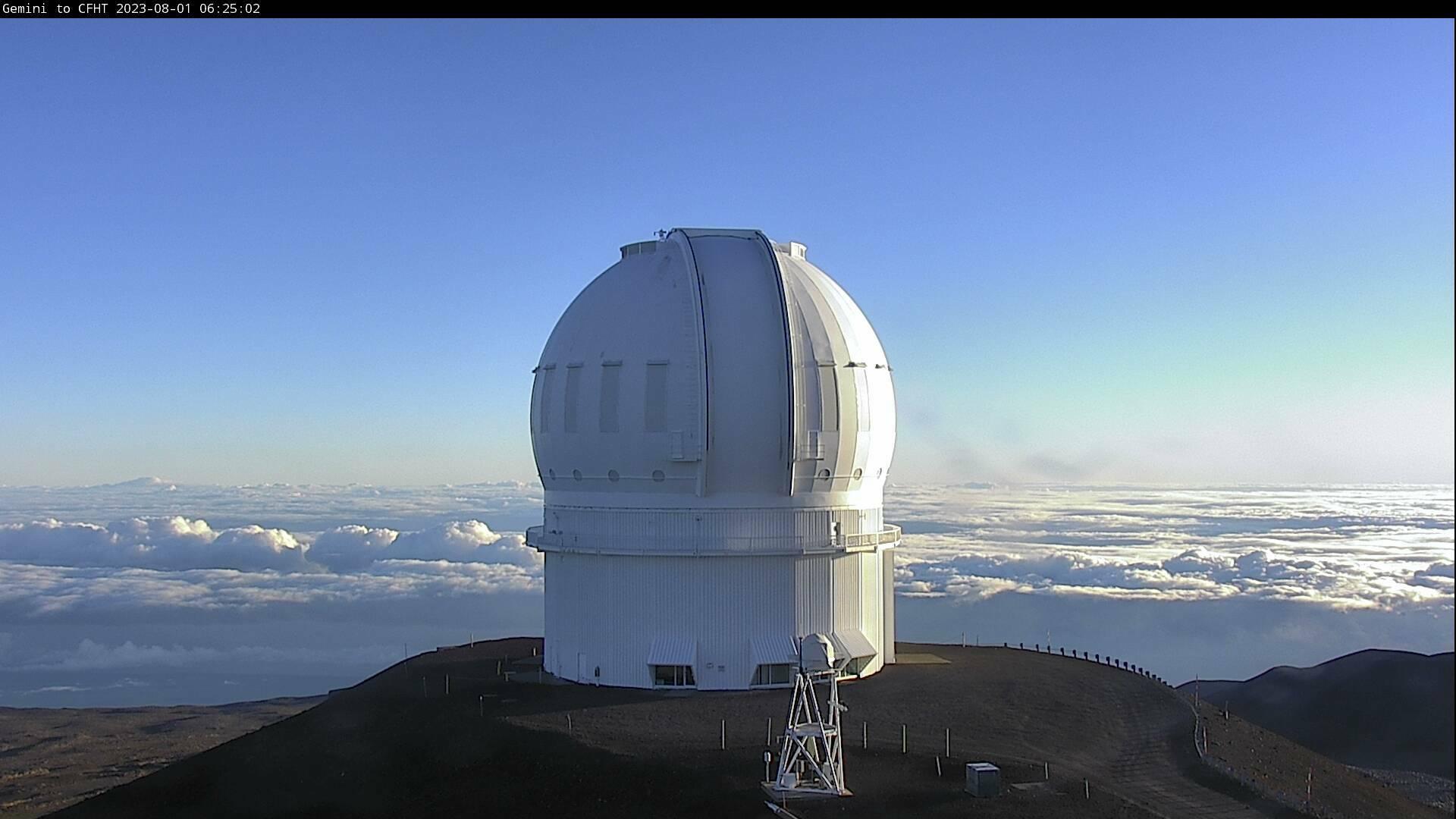 JAHC: Mauna Kea Observatories Cam