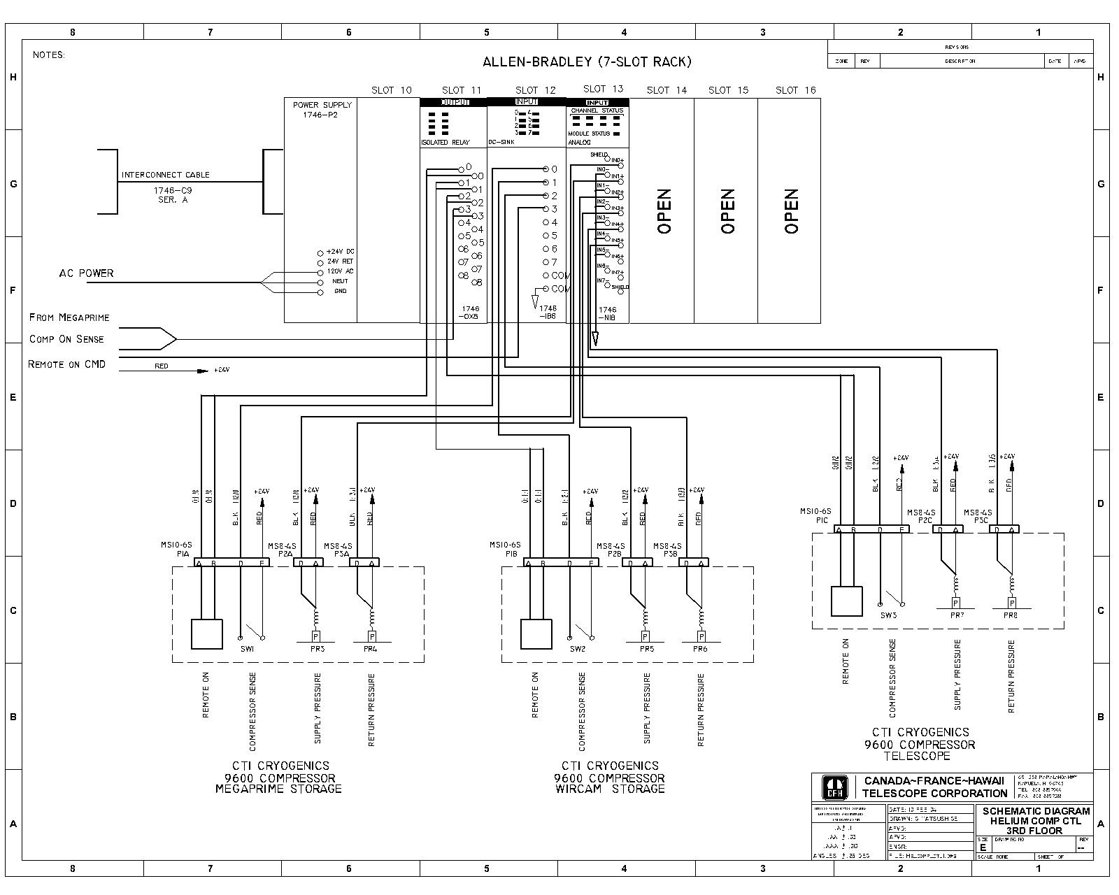 Wiring Plc Ladder Diagram