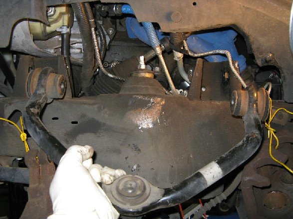 Ford Ranger Ball Joint Replace
