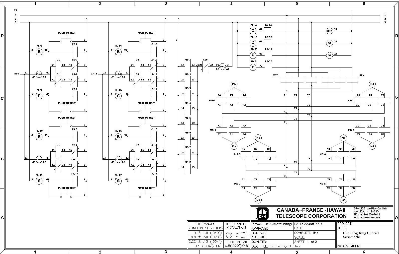 Work A Ladder Logic Diagram Page 2