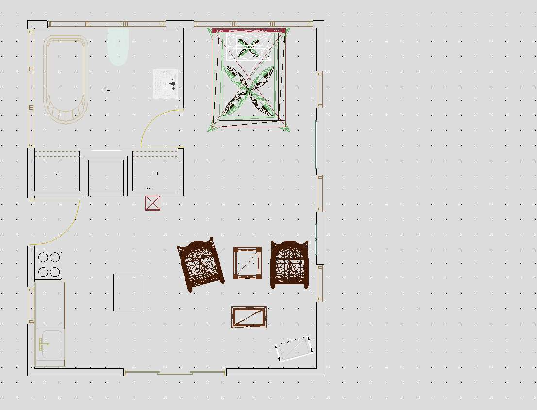 Cabin plans 2 bedroom with loft joy studio design for 20x24 cabin layout
